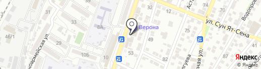 Азбука Ремонта на карте Астрахани