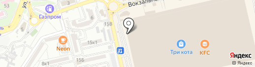 Cocktail de moda на карте Астрахани