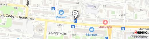 BEER CLUB на карте Астрахани