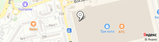 Fashion на карте Астрахани
