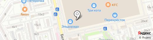 Happy woman на карте Астрахани