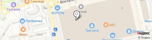 Бьюти на карте Астрахани