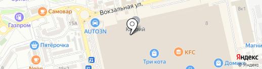 Н+Н на карте Астрахани