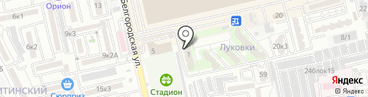 АРТ-АВТО на карте Астрахани