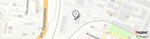 Mixer на карте Астрахани
