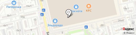 Студия праздничного оформления на карте Астрахани