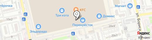 REDMOND SMART HOME на карте Астрахани