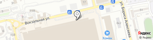 ТопЭнерго на карте Астрахани