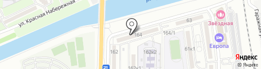 Оденем деток в наше на карте Астрахани