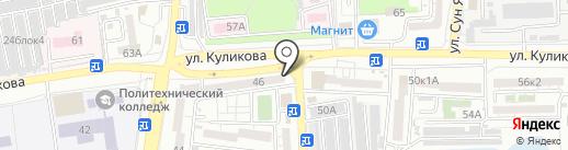 AUTO-ZATAR на карте Астрахани