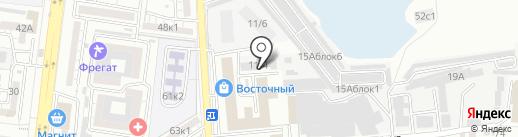 30 Регион.рф на карте Астрахани