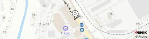 Астраторг на карте Астрахани