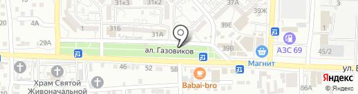 BetCity на карте Астрахани