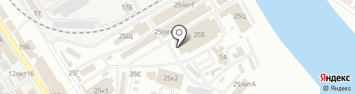 Оптовая компания на карте Астрахани