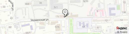 Мастерская по ремонту одежды на карте Астрахани