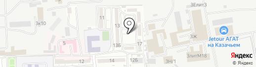 Любимый магазинчик на карте Астрахани