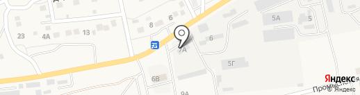 Строитель на карте Началово