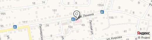 Поликлиника №2 на карте Началово