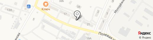 RuLes на карте Больших Ключищ
