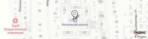 Родничок на карте Ишеевки