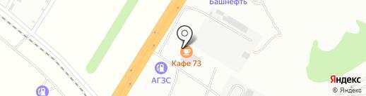 Оригинал на карте Ульяновска