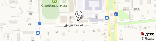 Хозяюшка на карте Ишеевки