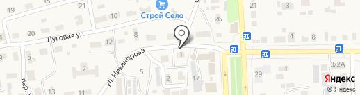 Региональный центр микрофинансирования на карте Ишеевки