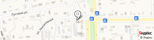 МегаФон на карте Ишеевки