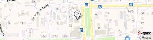 Агро-Я на карте Ишеевки