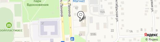 УФМС на карте Ишеевки