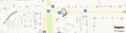 Территориальный отдел Управления Федеральной службы в сфере защиты прав потребителей и благополучия человека по Ульяновской области в Ульяновском районе на карте Ишеевки