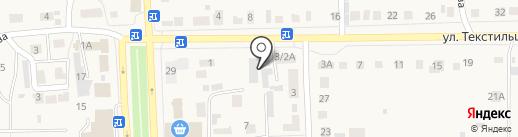 Банкомат, Почта Банк, ПАО на карте Ишеевки
