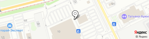 Leroy Merlin на карте Ульяновска