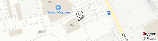 Эльдорадо на карте Ульяновска