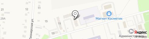 Топол-Эко на карте Ишеевки