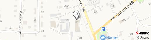 Пожарная часть №47 на карте Ишеевки