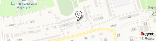 Мир линолеума на карте Ишеевки