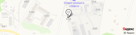 Компания по пескоструйной обработке и порошковой покраске металлов на карте Ишеевки