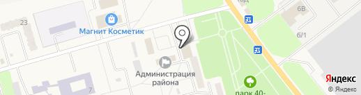 Аптека на карте Ишеевки