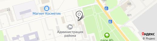 ИФНС на карте Ишеевки