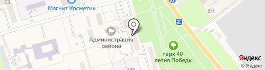 Шанс на карте Ишеевки