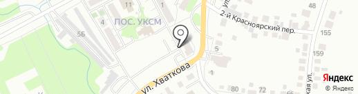 BEAUTY ROOM на карте Ульяновска