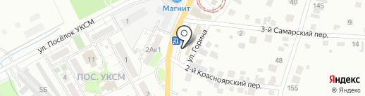 Красота для вас на карте Ульяновска