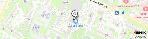 TianDe на карте Ульяновска