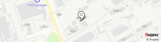 СПМ-ЭНЕРГО на карте Ульяновска