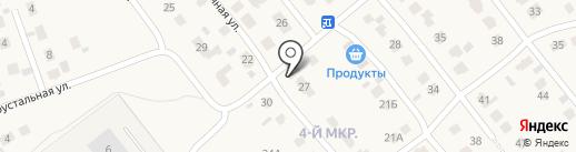 Компания пожарной безопасности на карте Ишеевки