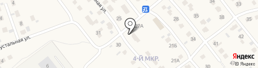 Совершенство на карте Ишеевки