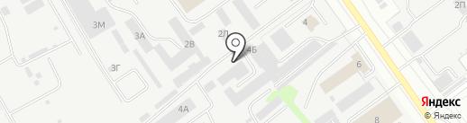Техгазресурс+ на карте Ульяновска