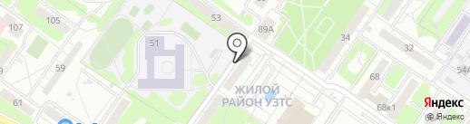T-STUDIO на карте Ульяновска