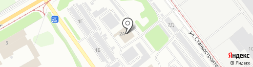 Премиум-центр на карте Ульяновска